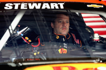 "Tony Stewart calls Richmond his ""favorite track."""