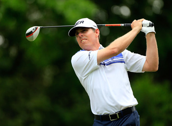 Justin Leonard has hardly been heard from in the last decade.