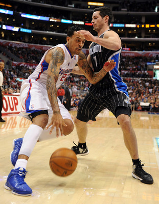 J.J. Redick played a key role in the waning moments of the game between the Magic and Clippers, helping Orlando pull off the upset