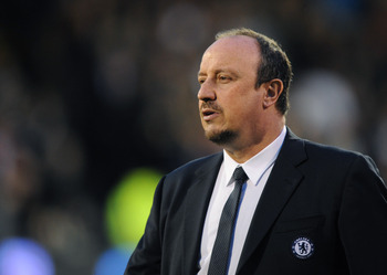 Benitez is a strong believer in his players not man-for-man marking at corners
