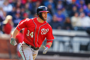 If only the Nationals could have eight other Bryce Harpers in their lineup...