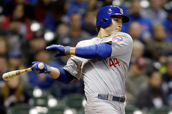 Anthony Rizzo is hitting a lot of home runs, but isn't adding much in any other category.