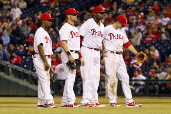 The once-powerful Phillies lineup has looked lethargic for the most part in 2013.