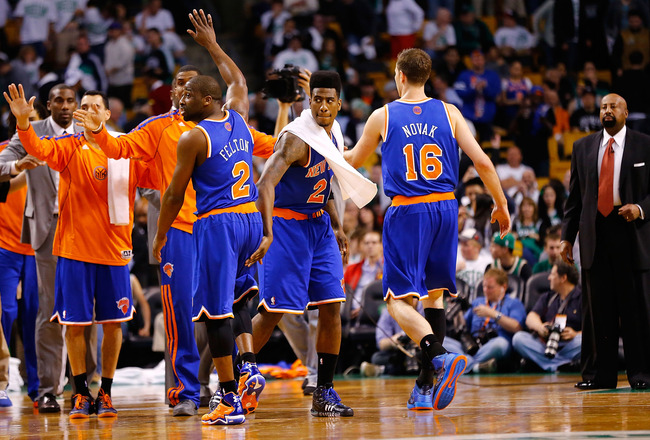 Biggest Issues New York Knicks Must Address This Offseason
