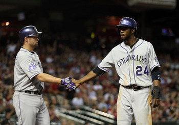 The Rockies were wise to keep outfielder Dexter Fowler.