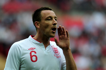 John Terry has been linked with a return to the England squad.