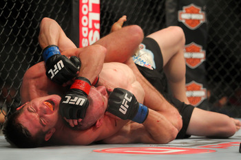 Kurt Holobaugh should survive the UFC's extermination axe...for now.