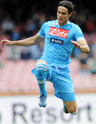 Is Edinson Cavani about to swap clubs but not colours this summer?
