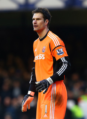 Stoke goalkeeper Asmir Begovic is a target for Barcelona, according to reports.