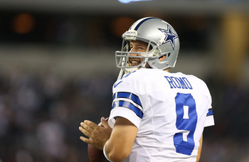 The Dallas Cowboys are expecting more than ever before from QB Tony Romo.