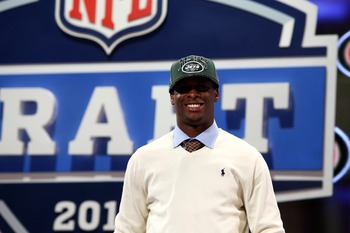 It appears rookie Geno Smith is not the man in New York—yet.