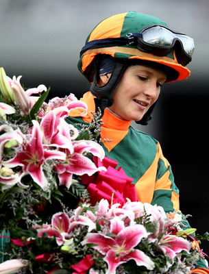 Rosie Napravnik reunites with Mylute for the Kentucky Derby.