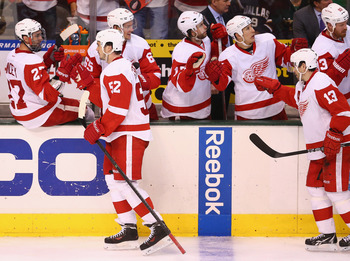 For the 22nd consecutive season, the Detroit Red Wings are going to the playoffs. Congratulations, Red Wings.