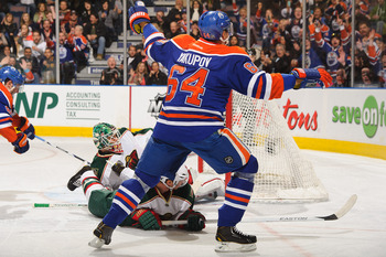 Nail Yakupov has lived up to the hype this season after being the first selection in the last NHL entry draft.