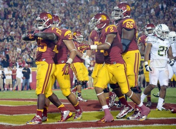 Robert Woods and Marquise Lee formed a dynamic duo at USC.