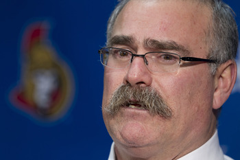 Head coach Paul MacLean
