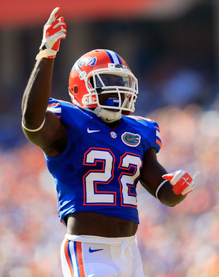 Baltimore selected Florida safety Matt Elam with their first-round pick.