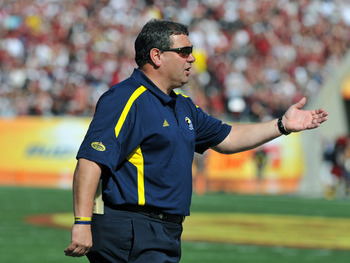 Brady Hoke is not afraid of new starters.