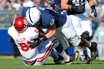 Injuries have slowed Mauti.