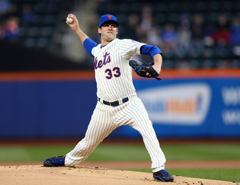 Harvey has become a sensation in this short season, and he is near the top in almost every pitching statistic.