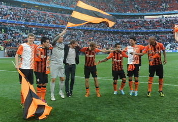 Photo taken from Official Shakhtar Donetsk website