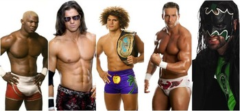 Could we see any of these Superstars back in WWE? (photo credit: wrestlingdelorean.blogspot.com)