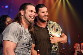 Could these TNA Superstars leave and sign with WWE? (photo credit: wrestling-match.com)