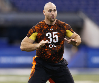 Chicago went with Kyle Long in the first round.
