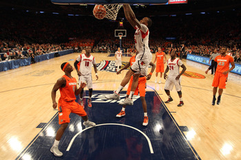 Championship Week won't be the same without Louisville and Syracuse duking it out at Madison Square Garden.