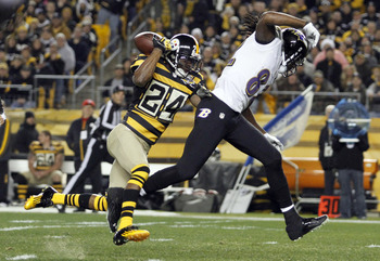 Ike Taylor needs a complementary player at cornerback.