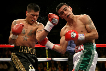 Ponce De Leon will need to punish Mares as his challenger wades in to throw his signature body punches.
