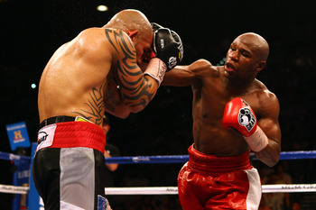Mayweather will begin to figure out Guerrero quickly.