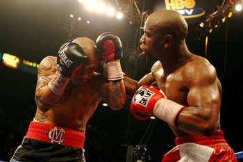 Mayweather will use counterpunching and in-ring smarts to take over.