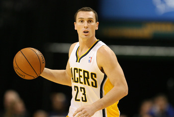 Ben Hansbrough has been a non-factor who has had very limited playing time.