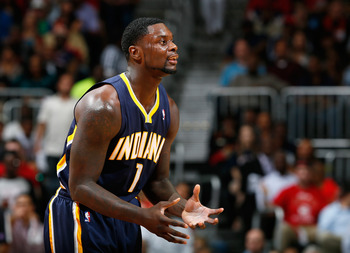 The Indiana Pacers need more from Lance Stephenson.