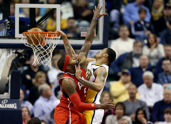 Gerald Green's dunk on Josh Smith in Game 2 was one for the highlight reels.