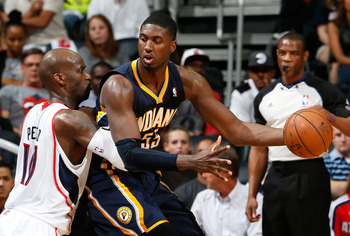 Roy Hibbert needs to be dominant at the 5 spot for the Pacers to wrest control of their series against the Hawks.