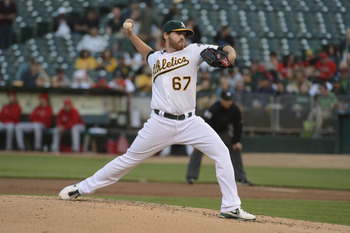 Straily's awesome in Triple-A and so-so in Oakland.