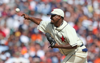 Jose Valverde has filled the Tigers' biggest hole.