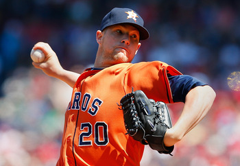Will Bud Norris finish the season in Houston?