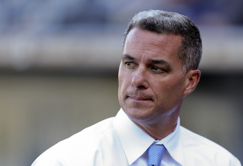 Dayton Moore made his big moves before the season started.