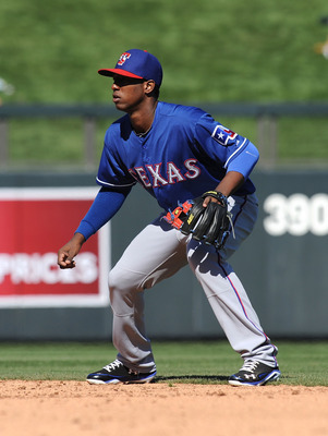 Jurickson Profar's name will be bandied about in rumors throughout the season.