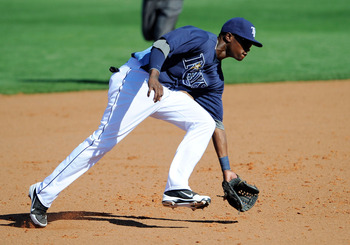 Tim Beckham is going to go down in infamy, for better or worse.
