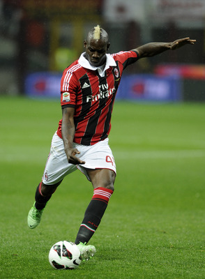 Mario Balotelli is always good for a nice laugh.