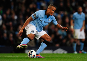 In a team that is sometimes very difficult to like, Kompany stands above.