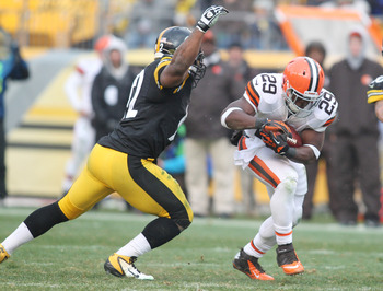James Harrison will make a good Cincinnati defense even better.