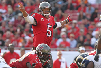 Can Josh Freeman find a way to please Coach Schiano in 2013?