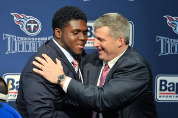 Chance Warmack is thrilled to play for Mike Munchak.