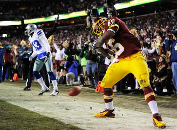 Alfred Morris made a statement as a rookie in 2012.