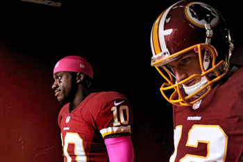 RG3 and Cousins make a pretty good duo.